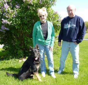 Lynn, Peggy And Tanner