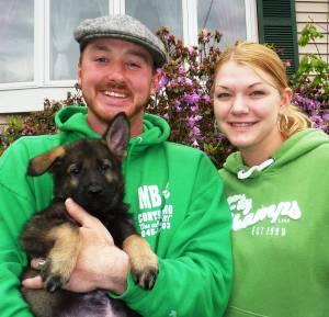 Puppy 1 Sean And Sarah