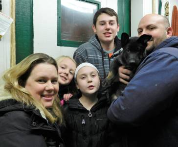 The Spear Family And Diesel